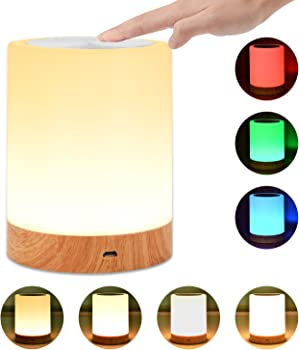 Unifun LU16 Touch Lamp w/ Rechargeable Internal Battery