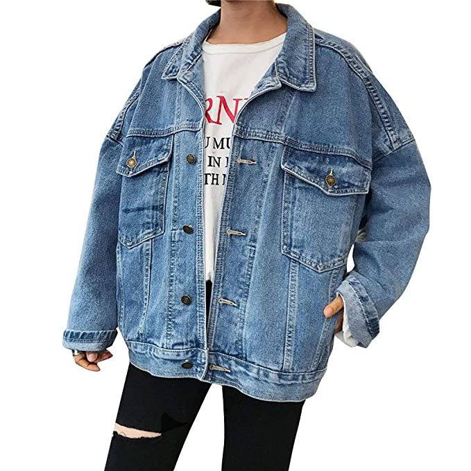 CLASSIC OVERSIZE JEANS