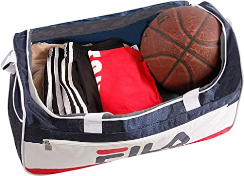 Fila Baywood Medium Sports Duffel Bag Gym 13753d8f16f13