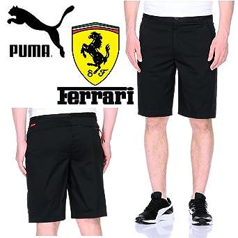 Puma Man Scuderia Ferrari Leisure Sports Shorts 9AS9a7bvEV