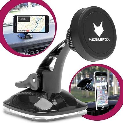 Mobilefox Universal Magnetic Vacuum Cup 360° Phone Holder ...