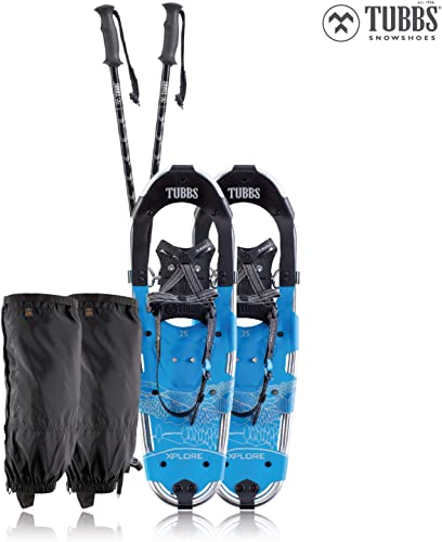 Tubbs Xplore Snowshoe Kit – Men s