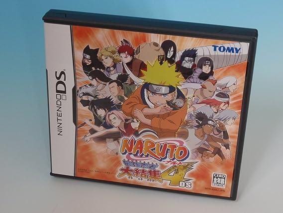 Naruto: Saikyo Ninja Daikesshu 4: Amazon.es: Videojuegos