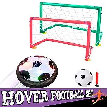 TURNMEON ONMET Air Football Air Power Soccer Juguete Balón de ...