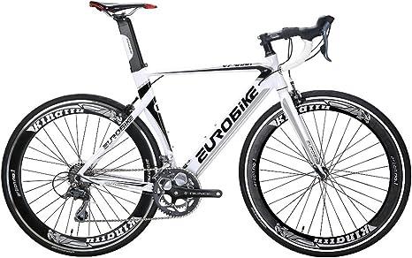 Eurobike XC7000 - Luz para Bicicleta de Carretera de 16 ...