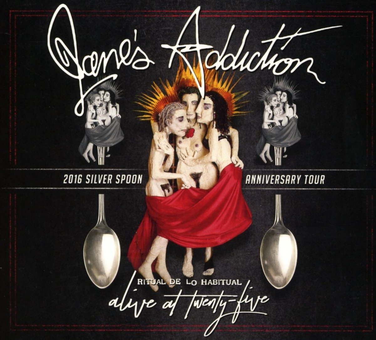 Jane\\\'s Addiction - Alive At Twenty-five (With CD, 2PC)