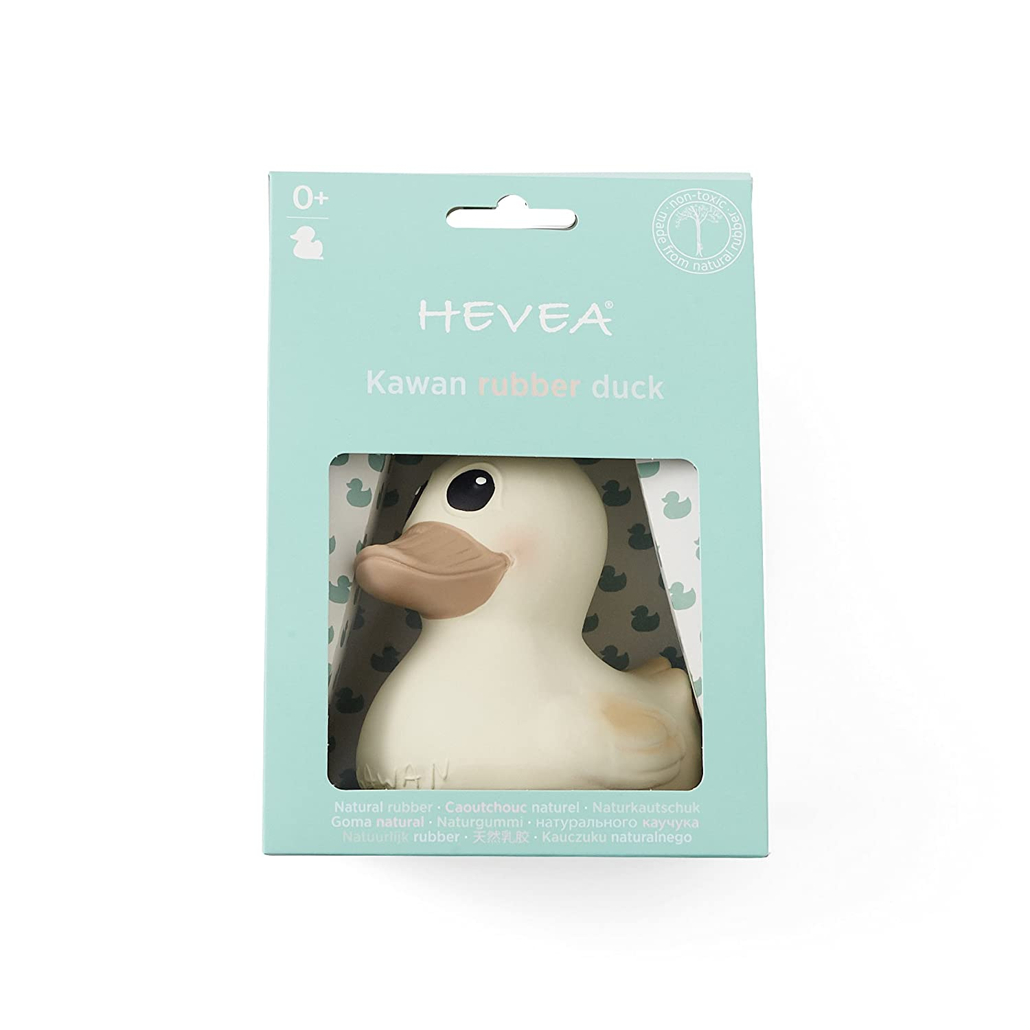 White, Original 5710087454584 HEVEA Kawan Rubber Duck