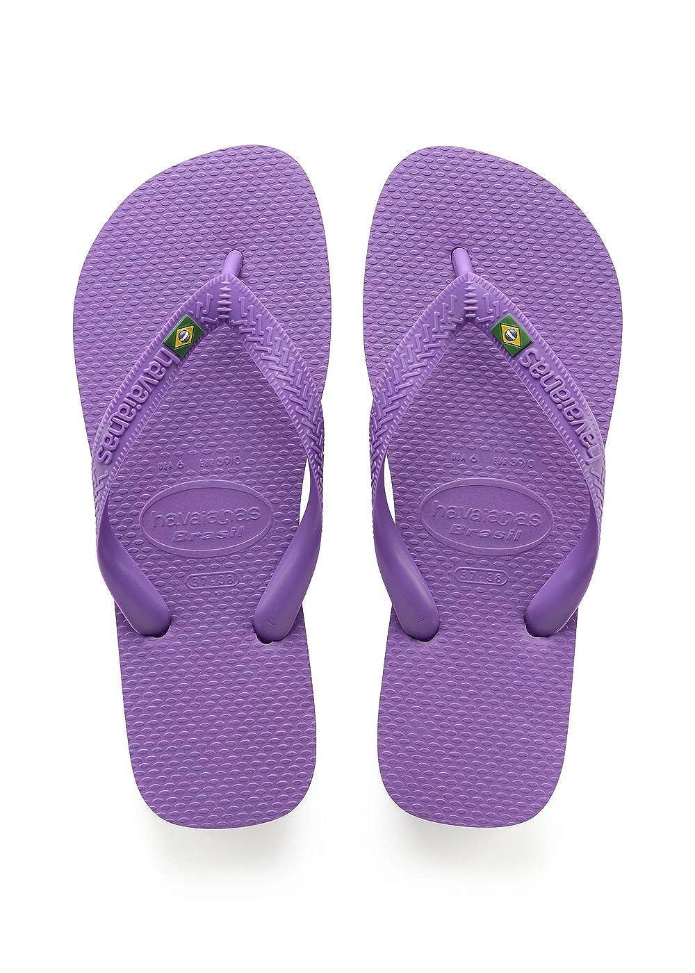 Havaianas Unisex Adults' Brasil Flip Flops