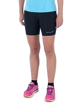 herzfrequenz Sprinter - Mallas cortas de running para mujer: Amazon.es: Deportes y aire libre