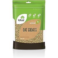 Lotus Organic Oat Groats 500 g, 500 g