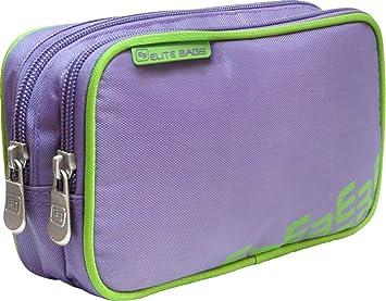 Estuche para diabéticos | Isotérmico | Lila | DIAs | Elite Bags
