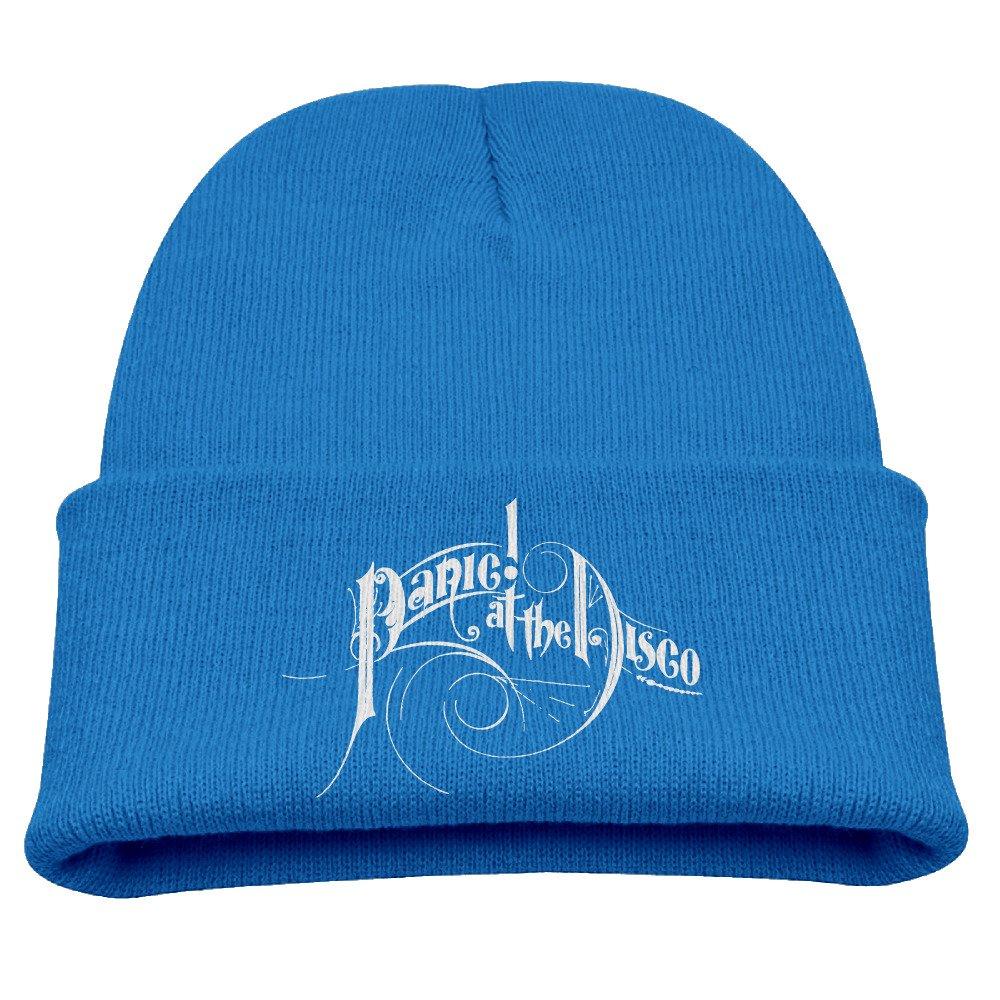 At The Disco Child Beanie Hat Snapback Winter Cap Panic