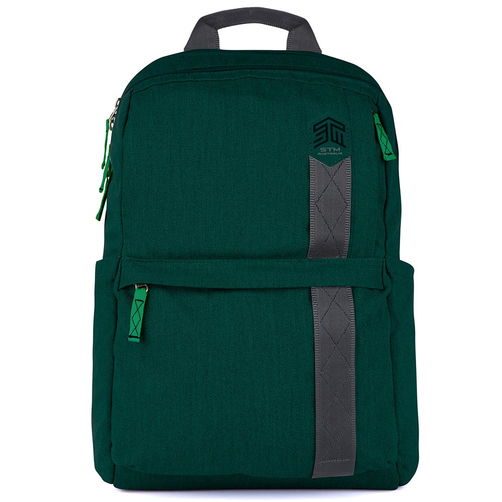 STM Banks Backpack For Laptop & Tablet Up To 15'' - Botanical Green (stm-111-148P-08)