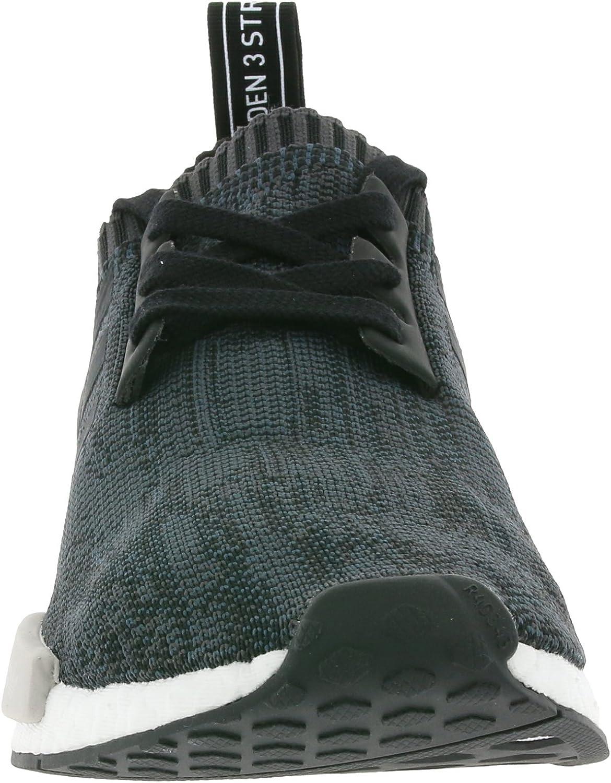 adidas NMD R1 W PK 363, Baskets Mixte Adulte Cblack-cblack-shopin