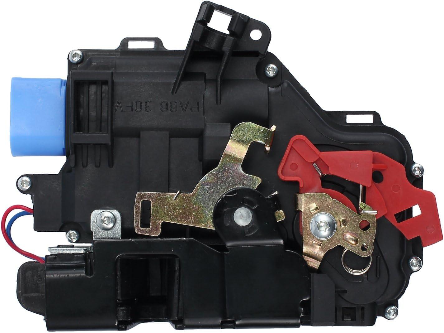 Esynic Zentralverriegelung Stellmotor Türschloss Vorne Elektronik