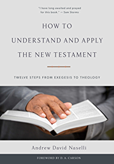 Can evangelicals learn from world religions jesus revelation how to understand and apply the new testament twelve steps from exegesis to theology fandeluxe Choice Image