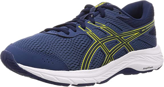 ASICS Gel-Contend 6, Running Shoe para Hombre: Amazon.es: Zapatos ...