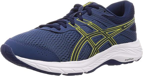 ASICS Gel-Contend 6, Running Shoe para Hombre: Amazon.es: Zapatos ...