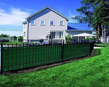brise vue brise vent jardin grillage palissade vert en polyester ajour 160 gm anti - Brise Vent Jardin