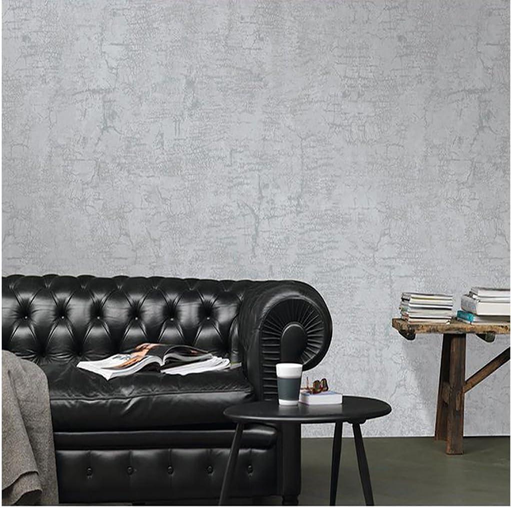 Amazon Co Jp 壁紙3d模造セメント灰色ひび割れストーンパターンの背景衣類のための壁紙店舗レストラン産業風 A ホーム キッチン