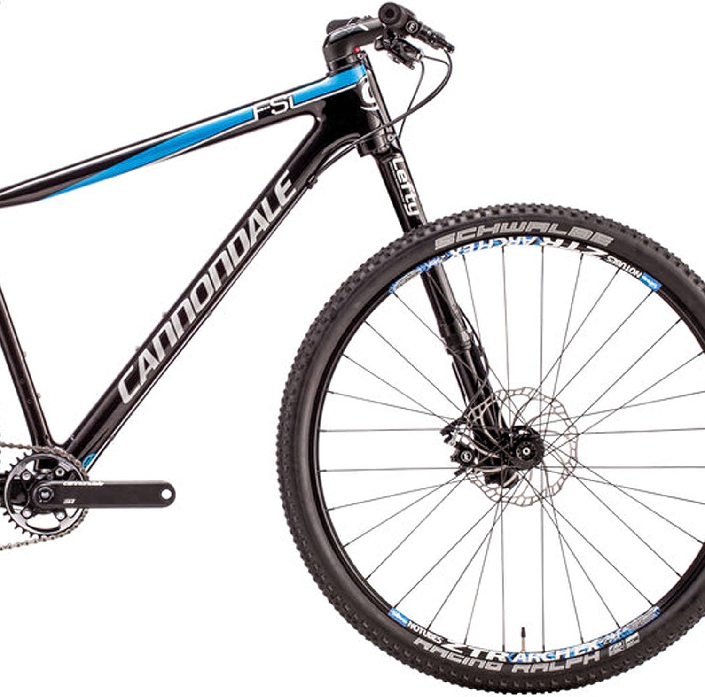 Cannondale FSI 29 carbono 2 2015 para bicicleta de montaña, color ...