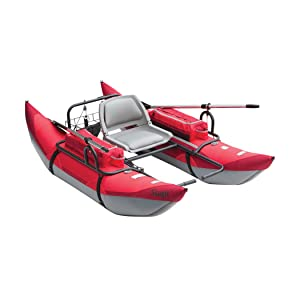 Classic Accessories Skagit Inflatable Pontoon Boat