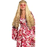 Forum Novelties Adult Flower Child Hippie Wig