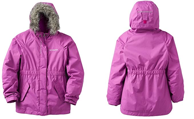 2321428f13a4 Amazon.com  Columbia Youth Girls OUTGROWN Daredevil Darling Jacket ...