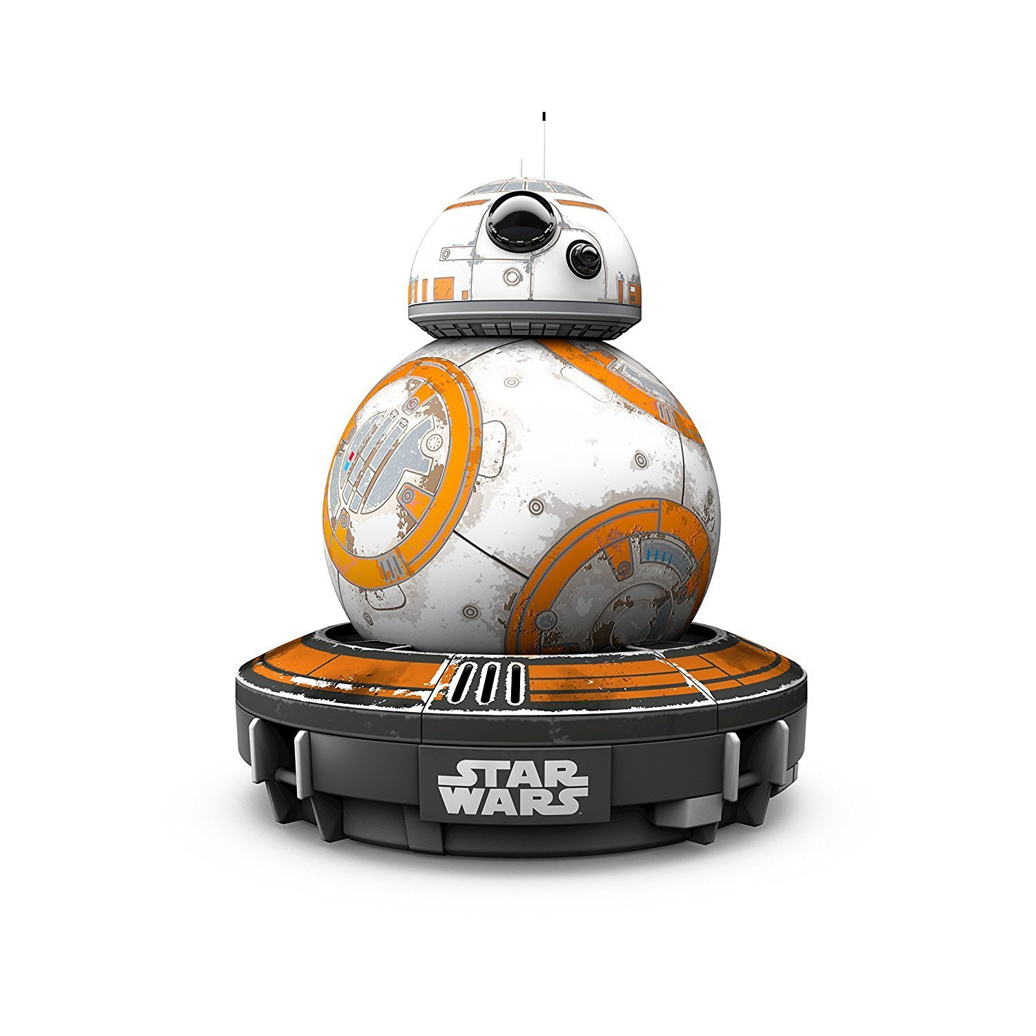 Sphero Special Edition Battle-Worn BB-8 with Force Band (Renewed) by Sphero (Image #2)