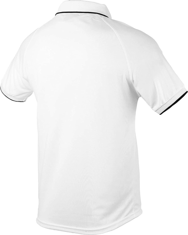 UMBRO Torch Camiseta Polo de Tenis Hombre