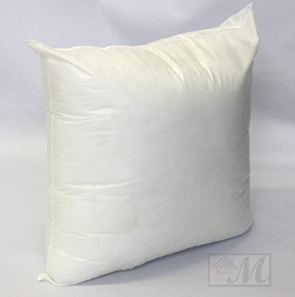Amazon Mybecca 40 X 40 Pillow Insert Sham Square Form Polyester Cool 26 By 26 Pillow Insert
