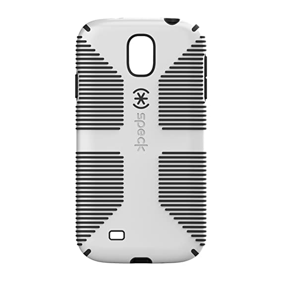 buy online 5af0f 1d915 Speck Products CandyShell Grip Samsung Galaxy S4 Case - White/Black