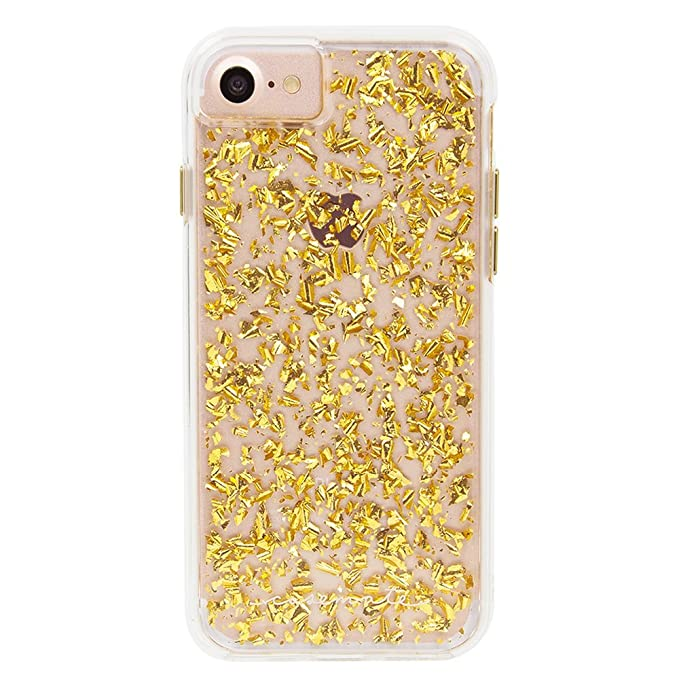cheaper 39ee8 18167 Case-Mate iPhone 8 Case - KARAT - 24k Gold Elements - Slim Protective  Design for Apple iPhone 8 - Gold
