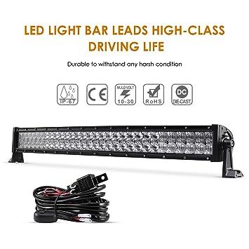 Led Light Bar Wiring Harness Diagram on led light bar reverse lights, led light fixture wiring diagram, led work light wiring diagram,