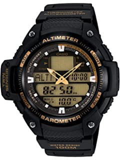 71f740be6538 Casio Reloj de Pulsera SGW-100-1VEF  Casio  Amazon.es  Relojes