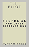 Prufrock and Other Observations (English Edition)