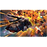 White Wizard Games Star Realms Battle Mech Playmat Card Games