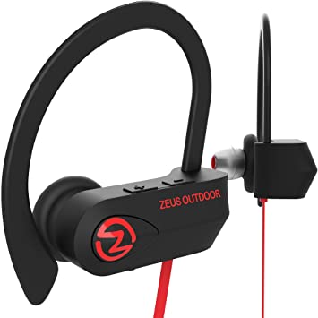 ffb8e43e08e Sport Bluetooth Headphones IMPROVED 2018 - Mens Womens Running Headphones -  Best Sports Wireless Earbuds Mic