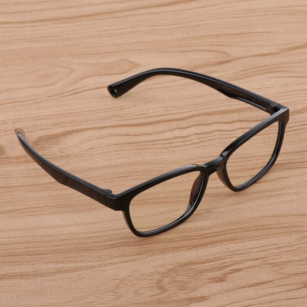 Computer Tablet Gaming TV Glasses for Kids B Baosity Children Anti-Blue Light /& UV Protection Glasses Soft Silicone Frame