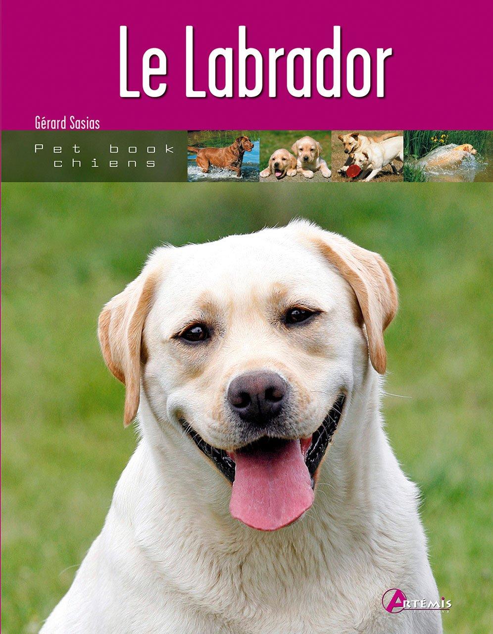 Le Labrador Broché – 14 août 2007 Gérard Sasias Editions Artémis 284416630X TL284416630X