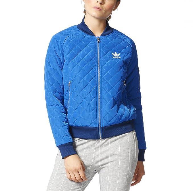 Amazon.com: adidas Originals BK5988 - Chaqueta acolchada ...