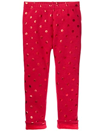 e4811d589184b Amazon.com: Gymboree Girls' Little' Her Her Li'l Cozy Legging: Clothing