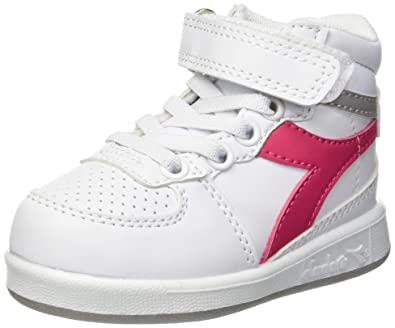Calzature Diadora Unisex Ginnastica Sport Shoes High Scarpa