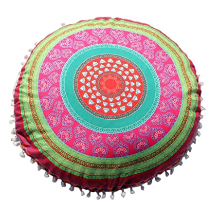 Almohada Funda De Cojín 45 cm x 45 cm ronamick India Mandala ...