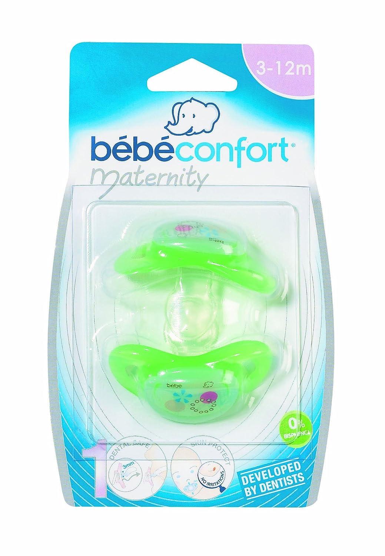 Bébé Confort 30000714 - Paquete de 2 chupetes, talla 1 ...