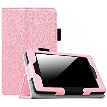 4th Generation Magenta Standing Protective Case for Fire HD 6