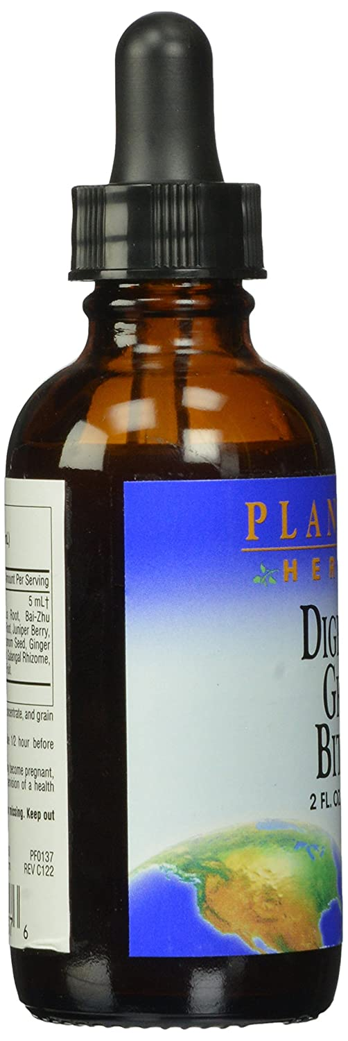 Amazon.com: Planetary Herbals Digestive Grape Bitters Herbal Supplement, 2 Fluid Ounce: Health & Personal Care