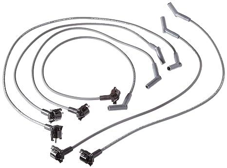 Amazon Com Federal Parts 3332 Spark Plug Wire Set Automotive