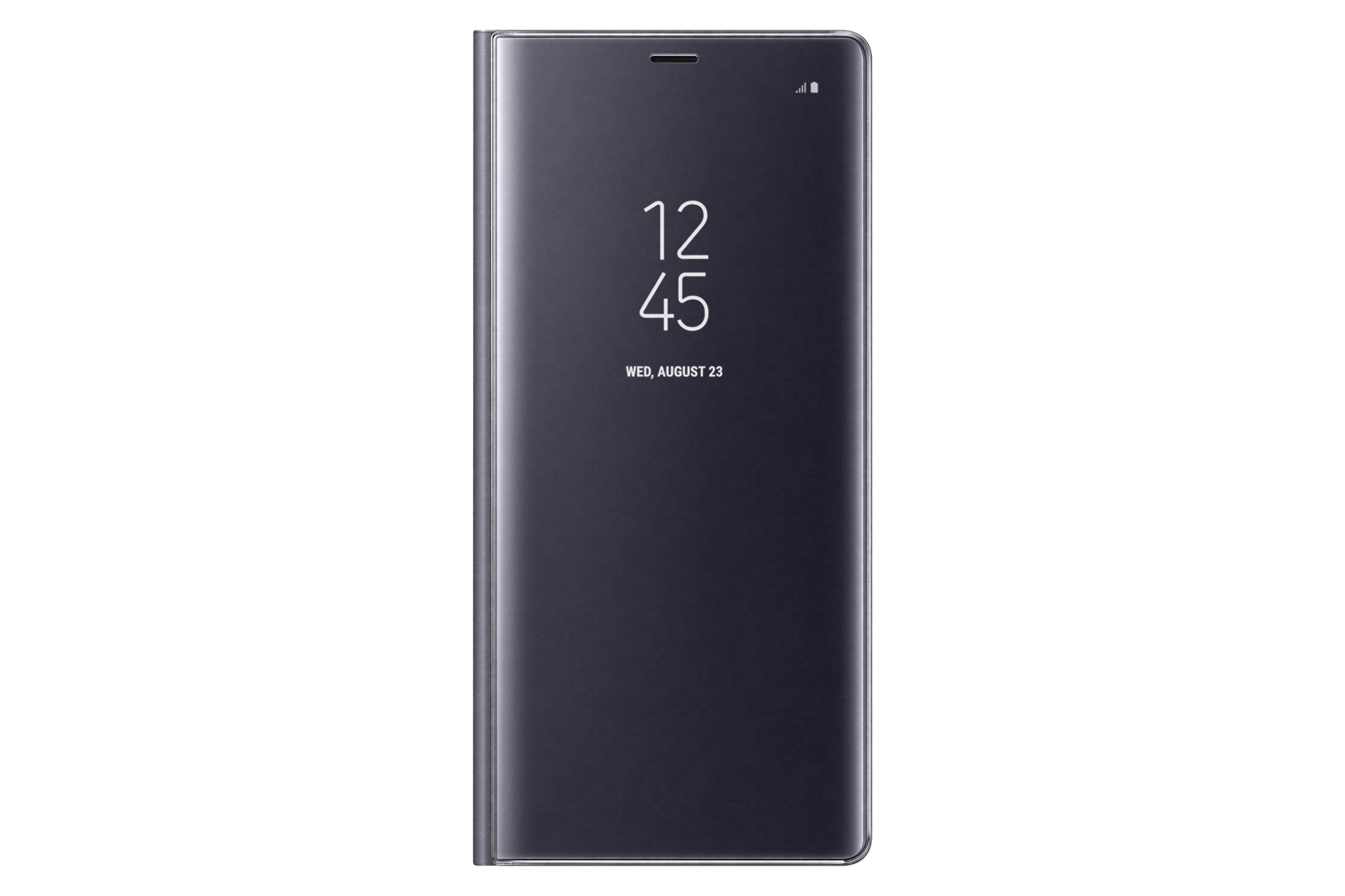 Samsung EF-ZN950CVEGUS Galaxy Note8 S-View Flip Cover with Kickstand, Orchid Gray