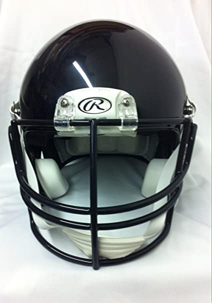 021d4dee73b4 Amazon.com   Rawlings Momentum Plus Youth Football Helmet